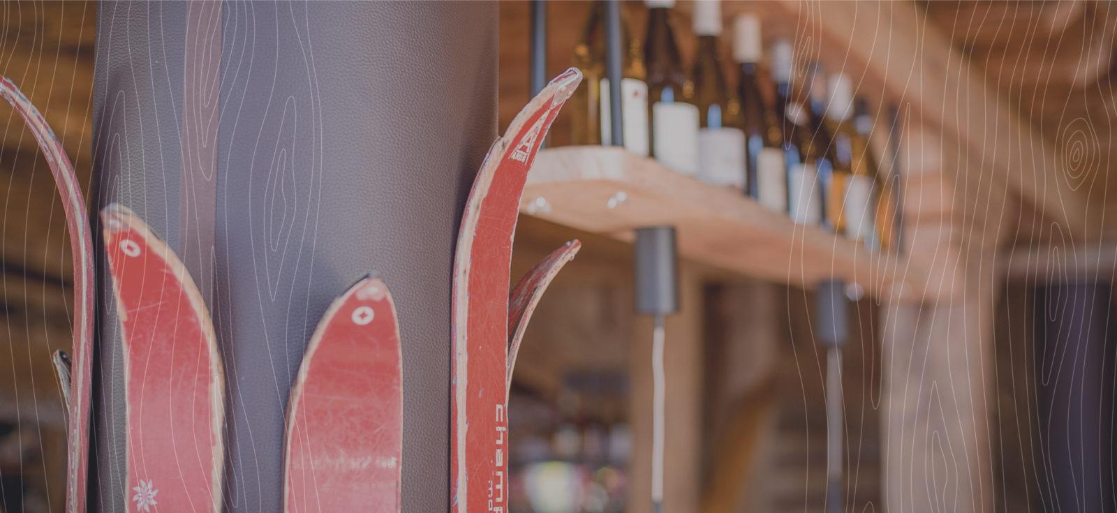 déco ski
